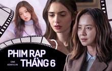 """Phim rạp tháng 6: """"Mợ ngố"""" Song Ji Hyo đụng độ 12 mỹ nữ IZ*ONE, """"Bạch Tuyết"""" Lily Collins vào vai nhà tài phiệt"""