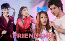 """Những cặp sao Hàn khác giới bị soi """"hint"""" tình cảm tung tóe, ai dè vào hết diện friendzone: Có gì đáng ngờ không đây?"""