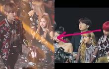 """Netizen tưởng tượng cảnh BTS và BLACKPINK gặp nhau: Biểu cảm """"hằm hè"""", chiến tranh nổ ra là điều tất yếu?"""