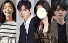 Kim Go Eun thân mật với cả Lee Min Ho - Lee Dong Wook trên màn ảnh, nhưng đây mới là người chiếm được 2 nam thần ngoài đời