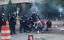 Hơn 60 phóng viên bị tấn công trong các cuộc biểu tình ở Mỹ