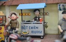 Một Sài Gòn thân thuộc và bình dị được tái hiện qua những mô hình bé xíu, nhìn là thấy cưng!
