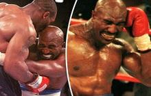 """Sau hơn 2 thập kỷ, """"nạn nhân"""" Evander Holyfield có tiết lộ bất ngờ về cú cắn tai lịch sử của huyền thoại Mike Tyson"""