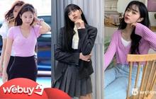 5 kiểu mix đồ giúp bạn có phong cách thập niên 90 sành điệu giống Jennie, Lisa, diện theo thì style chỉ có sang xịn trở lên