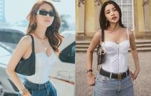 """Trong MV là """"tình địch"""", ngoài đời Chi Pu - Ngọc Trinh cũng có cuộc đua visual nảy lửa: Nhiều lần diện style na ná nhau nhưng ai hơn ai?"""