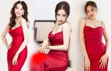 Để biết kín đáo hay trễ nải sẽ ghi điểm thì phải xem cách Lan Ngọc diện lại váy của Chi Pu, Hari Won 2 năm trước mới được