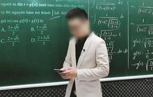 Thầy giáo làm hộ bài thi thử online đăng tâm thư xin lỗi phụ huynh và học sinh
