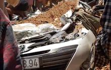 Danh tính 3 nạn nhân tử vong trong vụ tai nạn xe ben đè bẹp ô tô ở Thanh Hóa