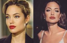 """Đến chị em cũng phải mê mẩn trước nhan sắc của Angelina Jolie hồi xưa: Đẹp như một vị thần, khí chất quyến rũ """"ná thở"""""""