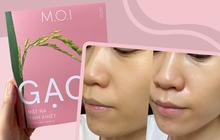 Review mặt nạ gạo của Hà Hồ: Giá 199k/3 miếng liệu có nên mua lại?