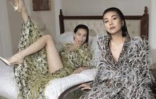 2 mỹ nhân Vbiz bất ngờ lên tạp chí Vogue Pháp: Thanh Hằng khoe vòng 1 nóng bỏng nhưng bụng của Hà Hồ mới chiếm spotlight