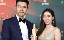 Khoảnh khắc được mong chờ nhất Baeksang: Son Ye Jin và Hyun Bin lần đầu cùng xuất hiện thân mật sau tin đồn hẹn hò