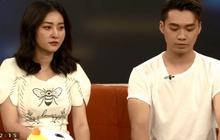 """Huyền Thoại - Ngọc Anh đi show chung hậu """"Người ấy là ai"""" nhưng sao ngồi xa cách thế này?"""