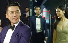 """Tưởng xa cách nghìn trùng vì hàng ghế, Hyun Bin - Son Ye Jin vẫn lộ """"hint"""" ầm ầm nhờ camera: Sao đáng nghi quá?"""
