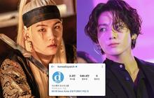 """Từng cưng như """"gà nhà"""", Dispatch bỗng xoá toàn bộ dấu vết của BTS trên Instagram, chuyện gì đây?"""