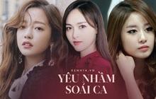 """7 mỹ nhân châu Á yêu nhầm soái ca: Người ấm ức, kẻ tức tưởi đến mức tự tử, trường hợp cuối đủ quyền thế """"trị"""" tình cũ"""