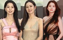 """Visual 5 chị đại hot nhất năm bùng nổ thảm đỏ Baeksang 2020: Son Ye Jin đẹp vô thực, """"tiểu tam"""" Thế Giới Hôn Nhân cũng chẳng vừa"""