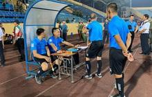 """Ngoại binh Viettel FC chơi xấu, trọng tài chỉ rút thẻ vàng và cái kết phải """"bám trụ"""" tại sân Thiên Trường vì sợ CĐV quá khích vây ngoài cửa"""