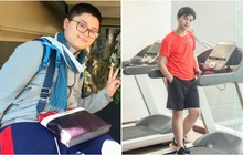 Bác sĩ chốt đã bị béo phì, nam sinh lớp 9 hạ quyết tâm giảm 22kg khiến bạn cùng lớp ngỡ ngàng