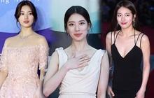"""Bước lùi phong cách của Suzy tại Baeksang 2020: Nhạt nhòa từ xiêm y tới nhan sắc, """"tình đầu quốc dân"""" cũng đến lúc sa sút phong độ?"""
