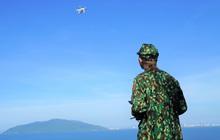 Biên phòng Đà Nẵng dùng flycam truy tìm nơi ẩn nấp của tên tội phạm đặc biệt nguy hiểm 2 lần vượt ngục