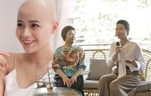 """Mái tóc dần mọc trở lại của nữ sinh Ngoại Thương mắc ung thư: """"Nếu như không bị ung thư, mình sẽ thế nào?"""""""