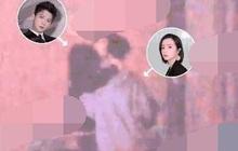 """Chia tay mỹ nhân """"Chân Hoàn truyện"""" được 6 tháng, Trương Minh Ân bị bắt gặp khóa môi """"tình cũ"""" nam thần """"Đông Cung"""""""