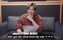 """CEO Kang Daniel cười tít cả mắt dù bị nhân viên công ty phũ: """"Đến giờ vẫn không thích bài hát nào của cậu ấy"""""""