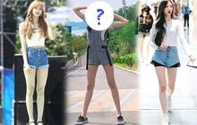 Ngoài Lisa hay Won Young, Kbiz còn có 1 idol 2K chân dài đỉnh cao, style còn đơn giản nhưng dân tình mê như điếu đổ
