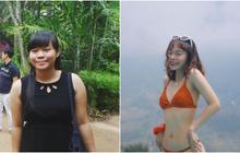 """Bị hàng xóm chê: """"Chị đẻ rồi cũng không béo thế"""", cô gái giảm ngoạn mục gần 20kg để có body thon thả cho biết mặt!"""