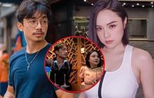 Trai lạ hôn đắm đuối Thái Trinh trên bar: Trớ trêu được khen na ná Quang Đăng, vừa lộ ảnh đã vội unfollow Instagram nhau?