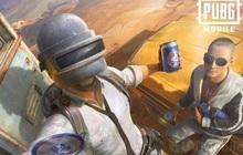 """PUBG Mobile đem cả """"máy bán nước tự động"""" vào trong game"""