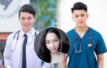 """Giận dỗi """"người tình bãi xe"""", nữ chính Hà An liền đi """"thả thính"""" 1 chàng bác sĩ khác của """"Người ấy là ai"""""""