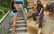 5 kiểu giày mát mẻ, mix đồ nào cũng hợp lại còn kéo dài chân được sao Việt diện tới tấp, nàng nào cũng nên thử