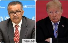 Tổng giám đốc WHO rớm nước mắt sau khi bị Mỹ bỏ rơi, kêu gọi thế giới phải đoàn kết chống đại dịch 'trăm năm có một'