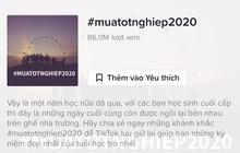 #muatotnghiep202 - Trend mới cho riêng sĩ tử đang cực hot trên TikTok