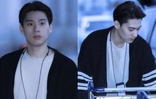 Netizen đang phát sốt vì nam thần visual đỉnh như tài tử đi theo NCT, ngờ đâu chính là... quản lý của nhóm