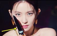 """MV của IRENE & SEULGI xuất hiện loạt chi tiết kinh dị đáng ngờ, fan đặt """"thuyết âm mưu"""" về lý do SM hoãn phát hành tới 18 tiếng"""