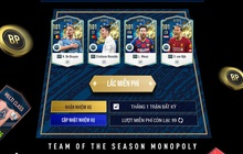 """FIFA Online 4: Thẻ 20TOTS chính thức ra mắt cùng sự kiện """"Cờ tỷ phú"""""""