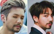 """Quen ngắm idol Hàn """"nhẵn mịn"""" bấy lâu, giờ phải thấy thần tượng nuôi râu mà netizen """"sốc tận óc"""""""