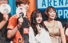 """Kim Chung Phan lên tiếng sau khi bị chỉnh trích khiến ADC mất phong độ, mẹ ADC bình luận: """"Nhà không thiếu tiền, Chiến vui là được""""!"""