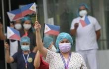 Philippines: Năm 2020 là năm của nhân viên y tế