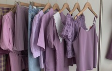 Vài tips đơn giản giúp bạn chinh phục gam màu tím tưởng là sến rện nhưng lại xinh yêu không ngờ