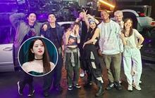 Câu chuyện hậu trường video dance của Lisa qua lời kể của cô bạn người Việt: Jisoo đến tận trường quay, mua cả gà rán và chụp ảnh cho ekip