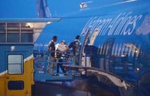 Đã đưa phi công người Anh lên máy bay VN280 đi Hà Nội