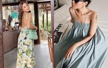Có 5 kiểu váy các sao Việt đang diện tới diện lui, bạn cứ sắm theo là mặc đẹp nguyên hè