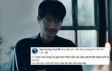"""Xem xong Bằng Chứng Vô Hình 3 lần, vợ """"sát nhân"""" Quang Tuấn lơ đẹp chồng vì ám ảnh tâm lý"""