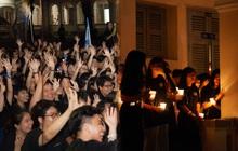 """Lễ trưởng thành của """"lò đào tạo sao Việt"""" tại TP. HCM: Chất lừ và đong đầy cảm xúc"""