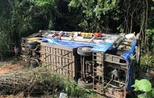 Nóng: Xe khách lao xuống vực ở Kon Tum khiến 6 người chết, hàng chục người bị thương