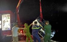Vụ ô tô lao xuống biển ở Quảng Ninh: Nạn nhân cuối cùng đã tử vong